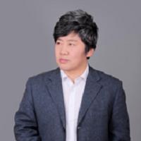 中国数字娱乐基地首席科学家高茂源照片
