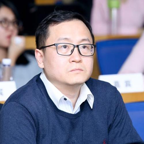 齊魯制藥高級市場總監王智照片
