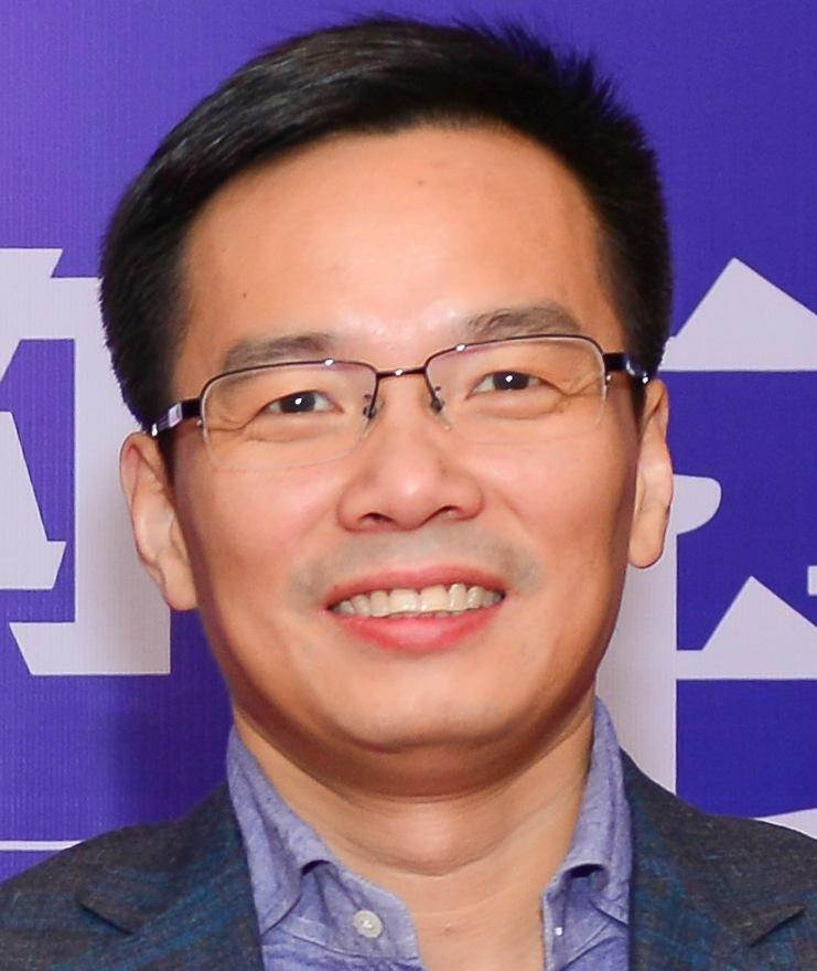 上海盛尚文化传播有限公司总裁胡世峰照片