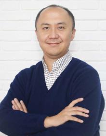 易数科技(北京)创始人&CEO张溪梦照片