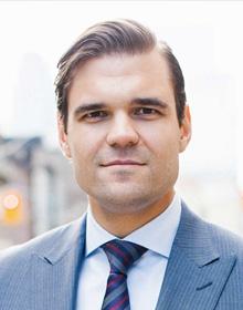 全球领先的区块链评论家亚力克斯·塔普斯科特照片
