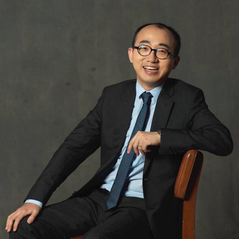 上海博恩惠尔投资咨询有限公司e代理创始人 & CEO何文迪照片
