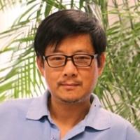 中科院自动化所研究中心主任李子青照片