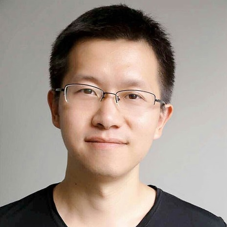 臻識科技聯合創始人兼CEO任鵬照片