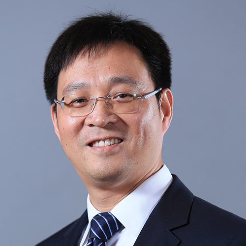 勃林格殷格翰华东区总经理许荣华照片