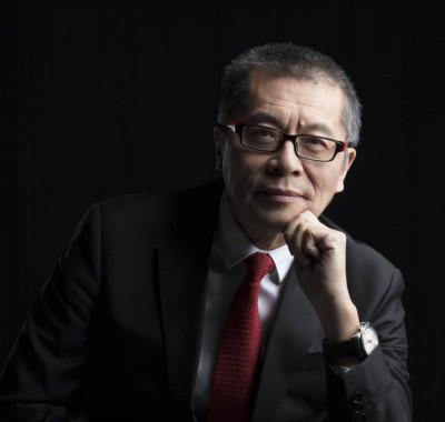中国金融博物馆理事长王巍照片
