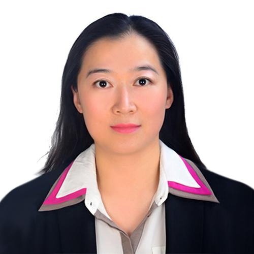 葛兰素史克中央政府事务负责人王锐敏照片