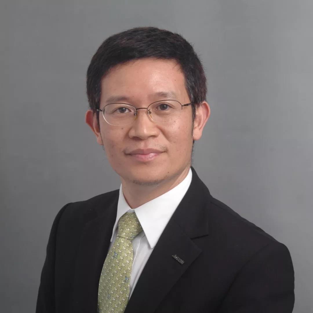 AECOM大中华区基础设施 和全球设计中心副总裁杨文武照片