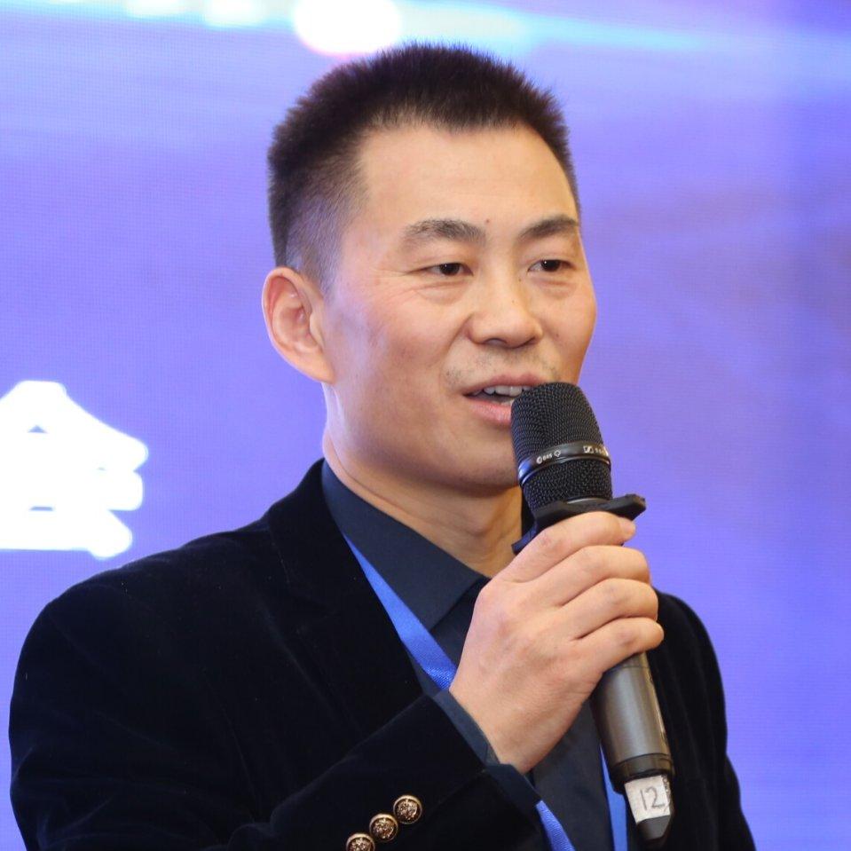 北京智慧港科技有限公司 总经理刘明雷照片