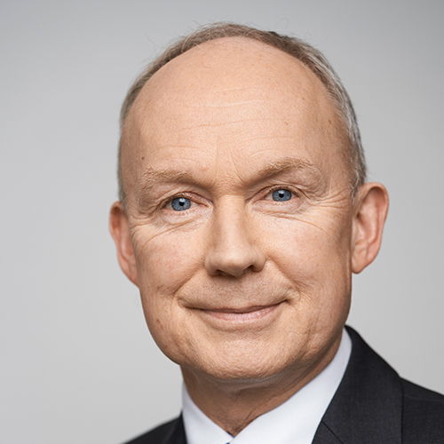 瑞士 Implenia 建筑公司董事会主席 Dr. Matthias Jacob照片