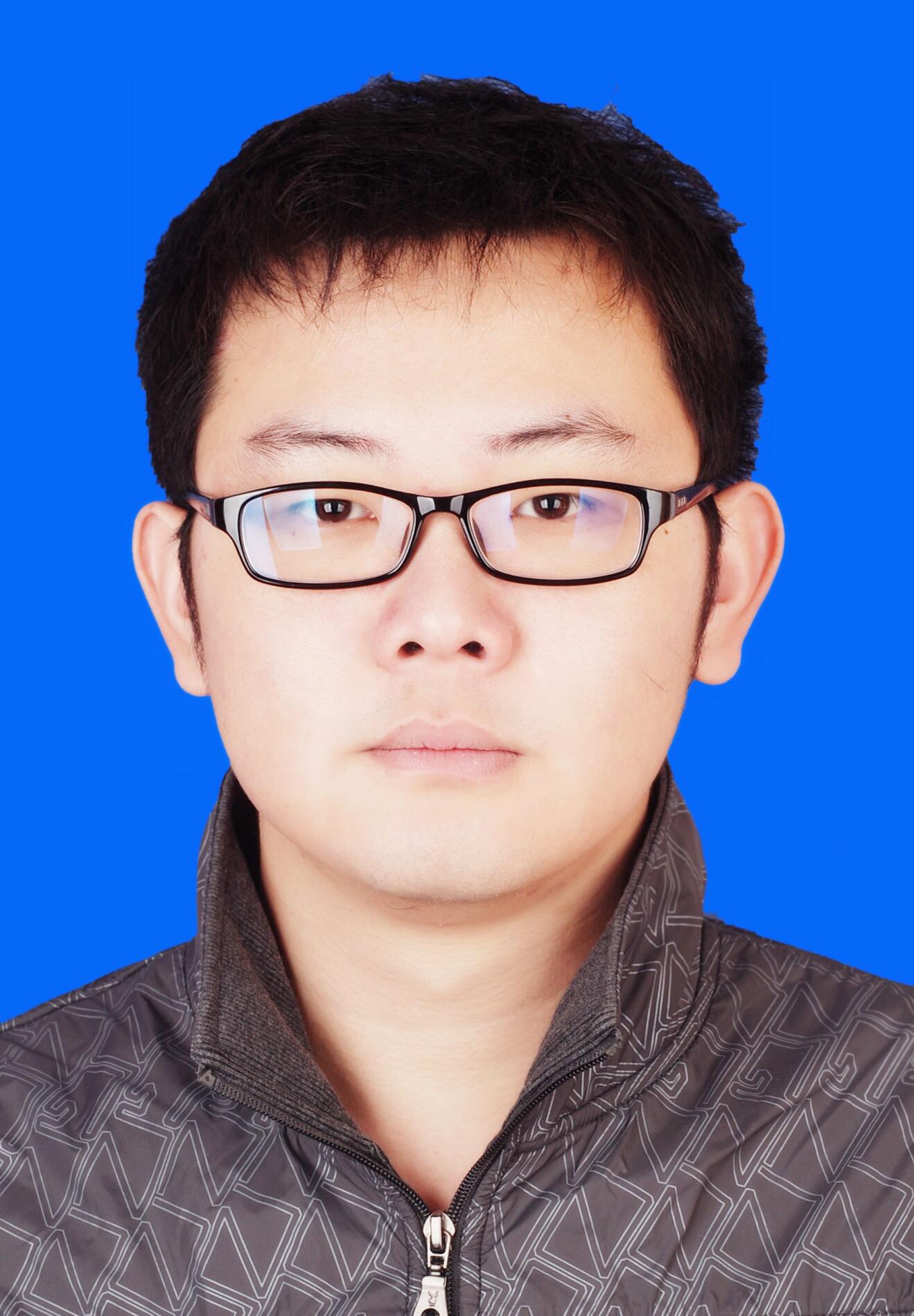 人立方智能科技有限公司经理柳先文照片