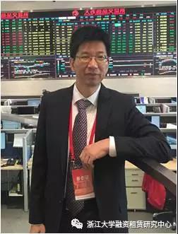 浙江大学金融研究院副院长,教授博导,上交所上市委员会委员杨柳勇照片