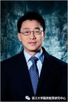 上海财经大学金融学院院长,长江商学院访问教授,国家中组部千人计划入选者,美国哥伦比亚大学商学院金融学讲席教授王能照片