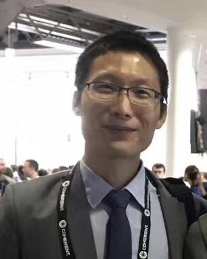 ILT激光微纳加工团队工程师He Chao照片