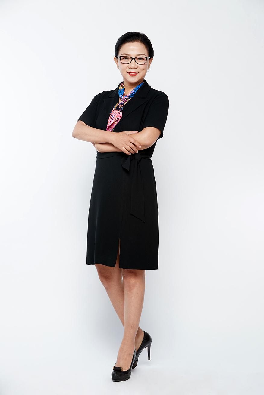 浙江绿城养老服务有限公司总经理姜慧照片