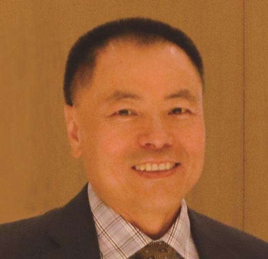 阿斯利康制药有限公司美国药物安全部门负责人赵子贤照片