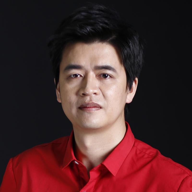爱因互动创始人兼CTO洪强宁照片