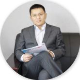 中国民生银行信息科技部总经理牛新庄照片