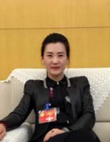青岛赛亚科技发展有限公司赛亚科技董事长吴军霞照片