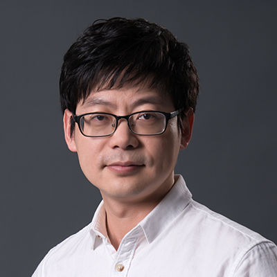 蚂蚁金服区块链BaaS技术总监李书博照片