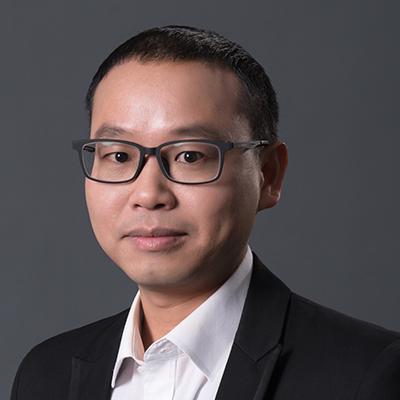 蚂蚁金服数据平台部高级数据技术专家李俊华照片