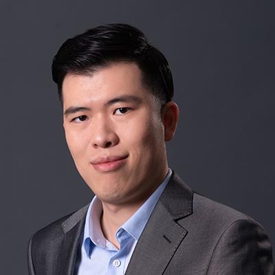 蚂蚁金服数据平台部高级产品专家陈祖峰照片
