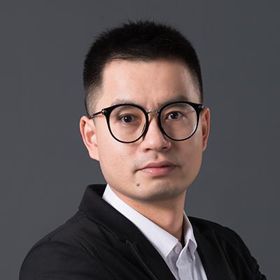 蚂蚁金服人工智能部高级技术专家王志勇照片
