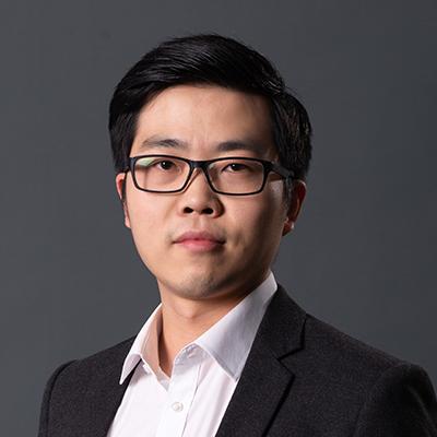 蚂蚁金服保险事业群数据技术专家王修坤照片