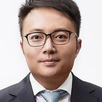 光大控股董事总经理艾渝照片