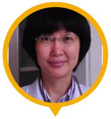 北京协和医院临床药理中心教授胡蓓【组委】照片