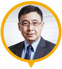 劲方医药科技(上海)有限公司创始人兼董事长吕强照片