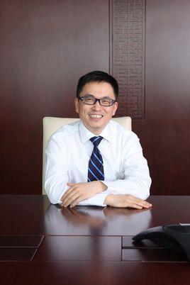 高瓴资本管理有限公司董事长张磊照片