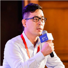 藍箭航天創始人、CEO張昌武照片