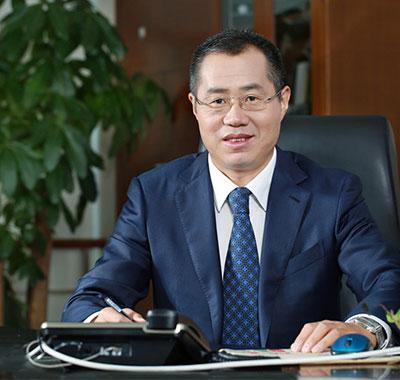 高特佳投资集团创始人、董事长蔡达建 照片