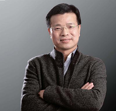 浙商创投股份有限公司董事长、总裁陈越孟 照片