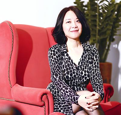 中国风险投资研究院院长丁继红照片