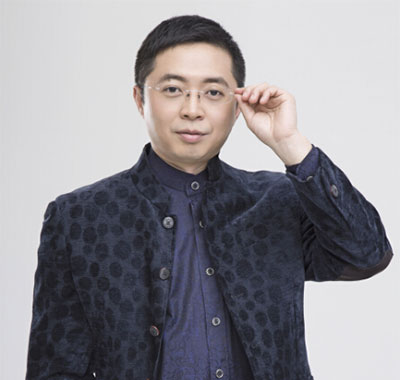 盛世投资董事长、创始合伙人  姜明明 照片