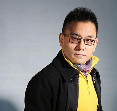 洪泰基金创始合伙人、洪泰资本控股董事长盛希泰 照片