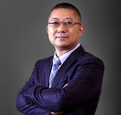 基石资本董事长、管理合伙人张维照片
