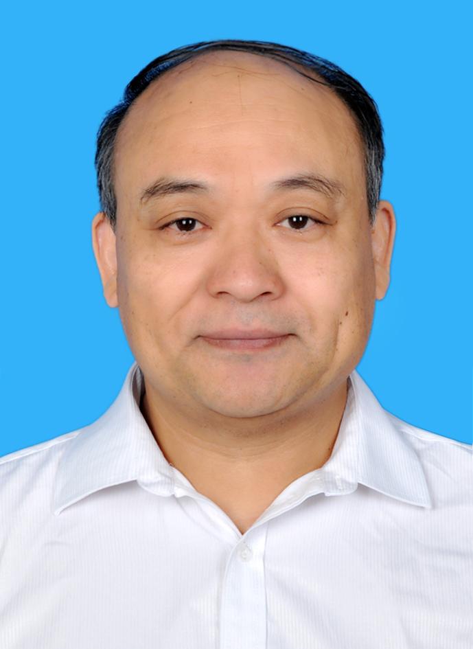 《中国康复理论与实践》杂志编辑部杂志编辑部主任张爱民照片