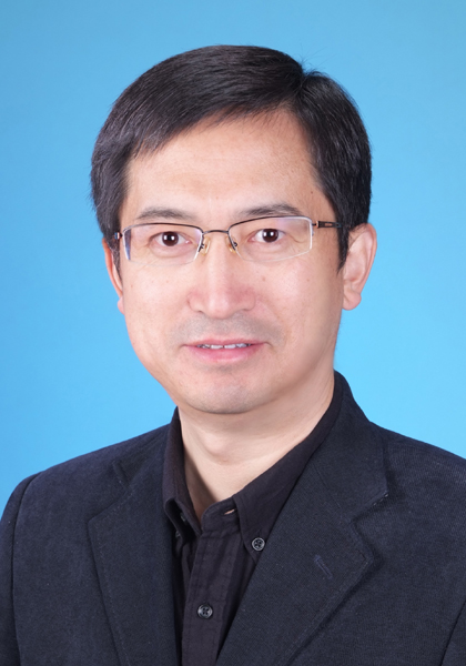 天津外国语大学教授郭建校照片