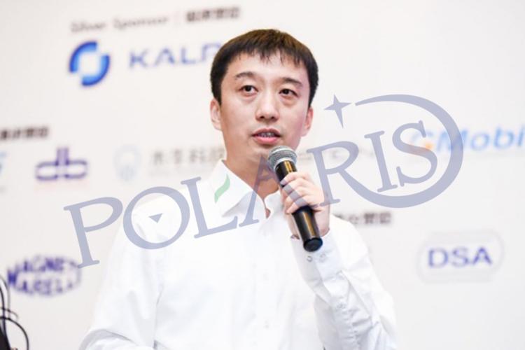 联通智慧网络科技有限公司副总经理赵亮照片
