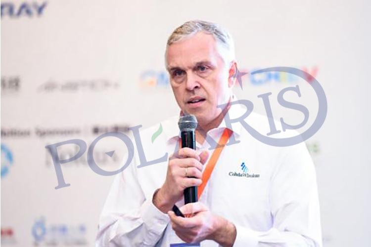 Cohda Wireless业务开发副总裁Bernd Luebben照片