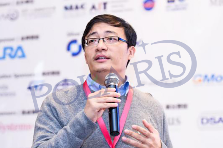 IBM研究总监朱俊照片