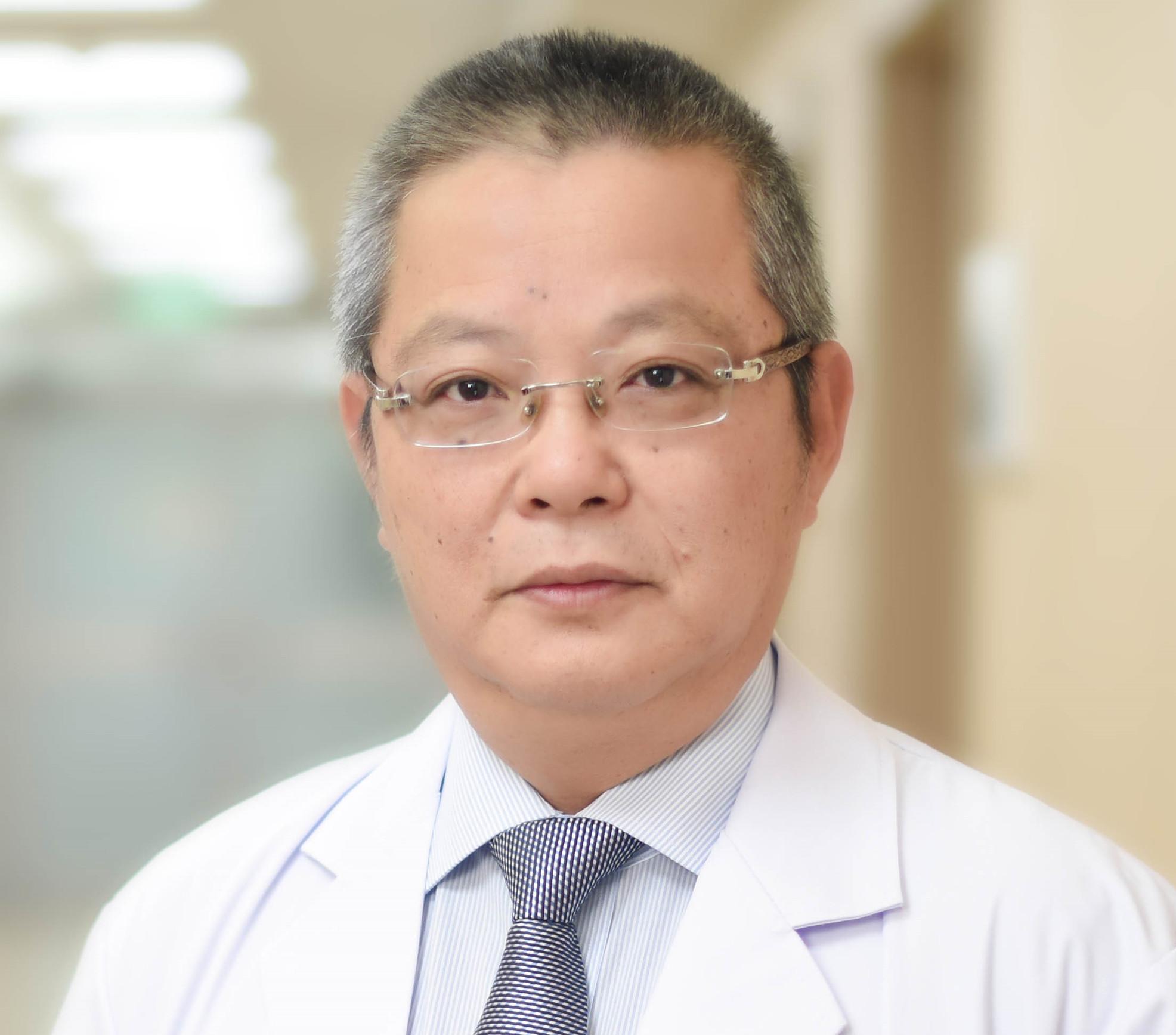 余姚市人民医院急诊科主任 李子龙照片