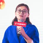 东鹏饮料 集团副总裁蒋薇薇