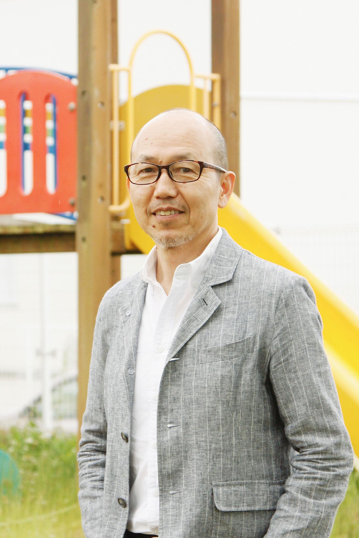 柠檬会保育园CCD项目总监平井亘照片