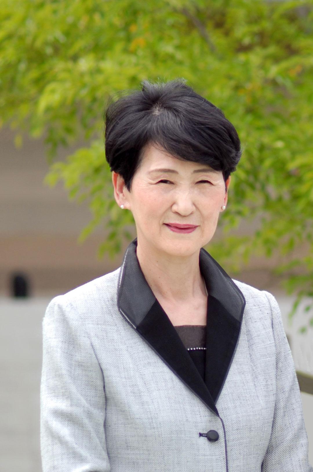 奈良NFB幼儿园园长田中三千穗