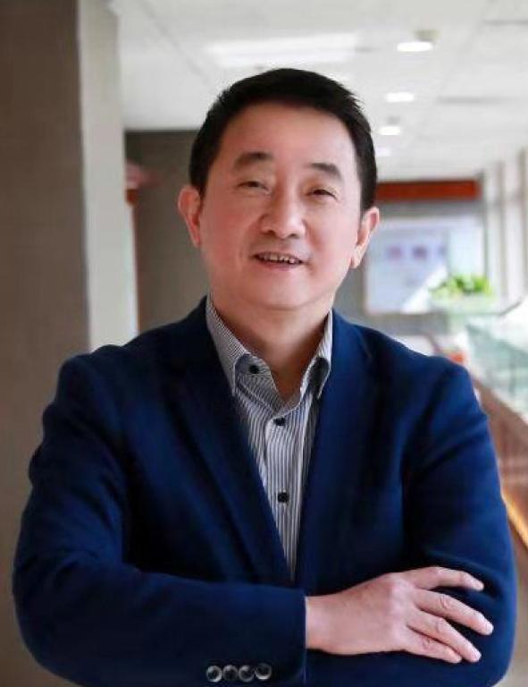 安徽省淮南市第一人民医院党委书记 院长杨立新照片