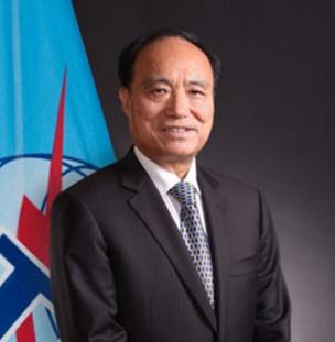 国际电信联盟秘书长赵厚麟照片